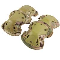 Тактические наколенники и налокотники 9mm x-tak pad Мультикам
