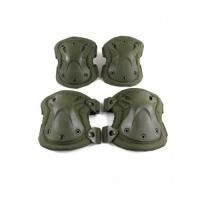 Тактические наколенники и налокотники 9mm x-tak pad Олива