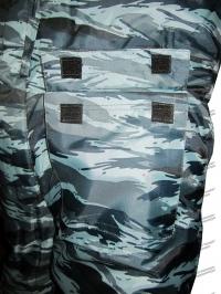 Задний карман - Полукомбинезон зимний «Альфа»