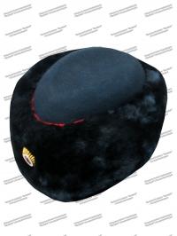 Шапка-ушанка Полиции МВД (женская)
