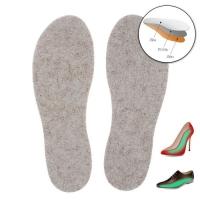 """Стельки для обуви """"Горожанин"""", льняные, с активированным углём, универсальные, пара"""