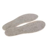 """Стельки для обуви """"Эскорт"""", льняные, с пробкой и бамбуком, универсальные, пара"""