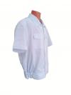 """Рубашка форменная """"Полиция"""" на выпуск короткий рукав"""