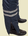Костюм Сигнальный ДПС зимний (всесезонный) с нашивками