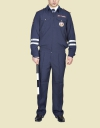 Костюм летний ДПС (2 пары брюк) с нашивками