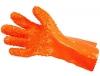 Перчатки рабочие оранжевые (пара)