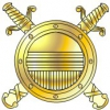 Эмблема петличная Внутренняя Служба МВД Золото