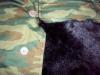 Жилет на меху для военнослужащего