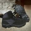 Ботинки летние GARSING «ARAVI BLACK SUEDE» мод 626 С