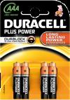 Батарейки мизинчиковые Duracell LR03