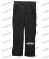 Джинсовые брюки под широкий ремень Противопожарной службы МЧС (ПОД ЗАКАЗ)