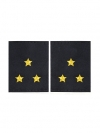 Фальшпогоны Полиции темно-синие, Старший лейтенант