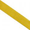 Галун шёлковый жёлтый 30 мм