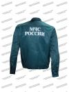 "Куртка летняя ""МЧС"" длинный рукав, ткань Грета"