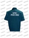 """Куртка летняя """"МЧС"""" короткий рукав, ткань Рип-стоп"""