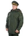 Куртка ДС Магеллан МПА-78-02 зелёная