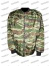 Куртка демисезонная «Пилот», Зеленый камуфляж