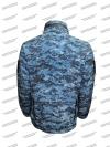 """Куртка демисезонная """"ДС-51"""" синяя точка"""