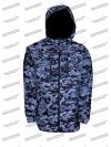 """Куртка-ветровка МАГЕЛЛАН """"М-292"""" Росгвардия синяя точка"""