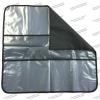 Несессер-укладка (тревожный мешок) чёрный 72х72 см