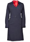 """Платье """"Полиция"""" длинный рукав габардин с шейным платком"""
