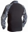 Рубашка тактическая МПА-12 синий туман