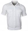 Рубашка форменная белая (короткий рукав)