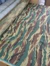 Ткань ТиСи 120 зелёный камуфляж камыш