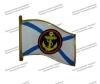 Флаг на пимсе Морская пехота
