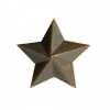 Звезда 20 мм. пластиковая олива
